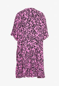 Weekday - IVA DRESS - Korte jurk - purple/black - 1