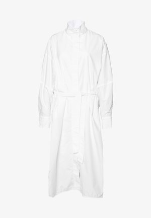 CALLIE DRESS - Shirt dress - white
