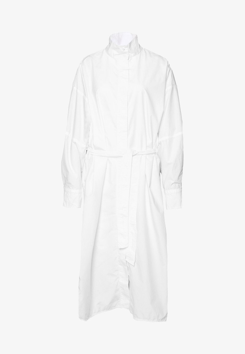 Weekday - CALLIE DRESS - Robe chemise - white
