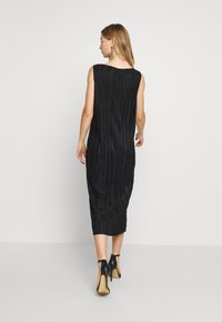 Weekday - IZAR DRESS - Vestido de cóctel - black - 2