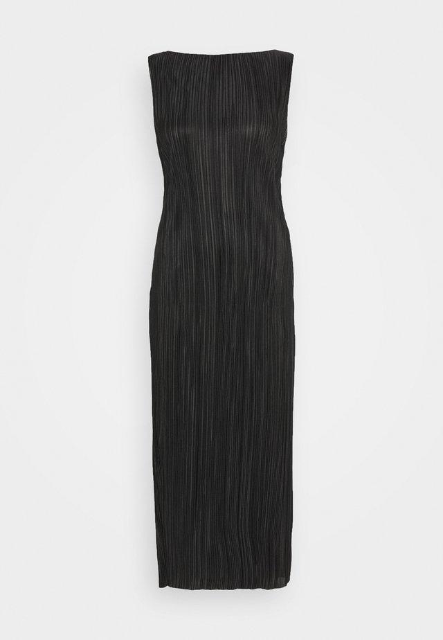 IZAR DRESS - Cocktailjurk - black