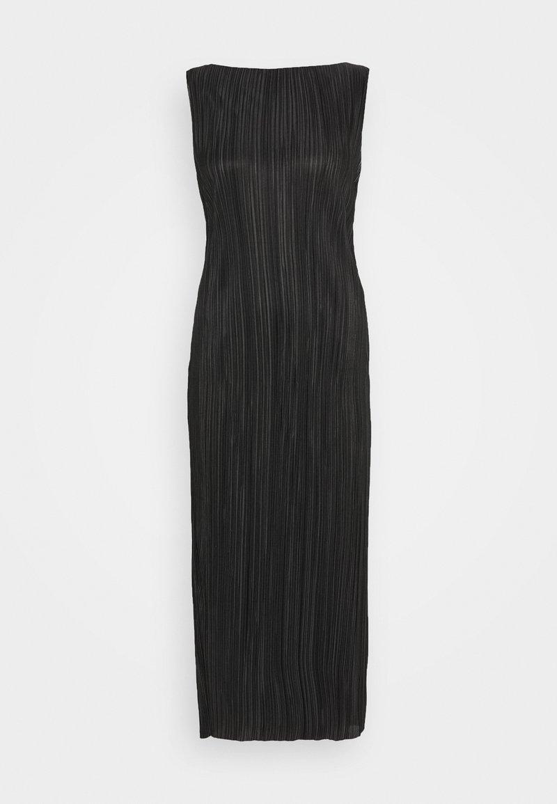 Weekday - IZAR DRESS - Vestito elegante - black