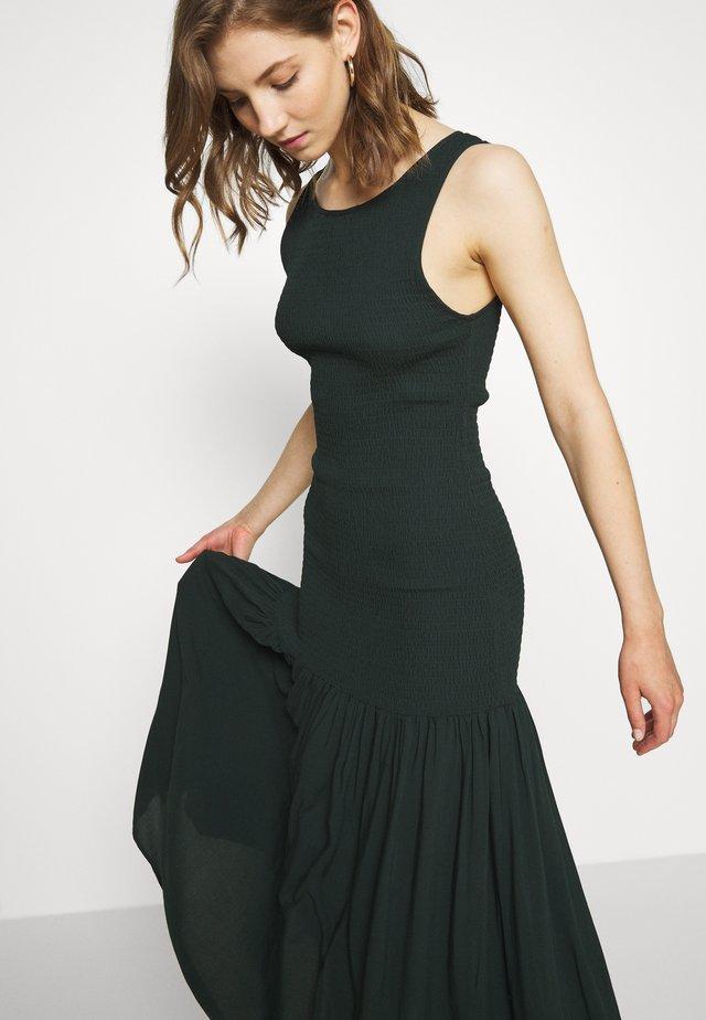 JOSEPHINE DRESS - Day dress - bottle green