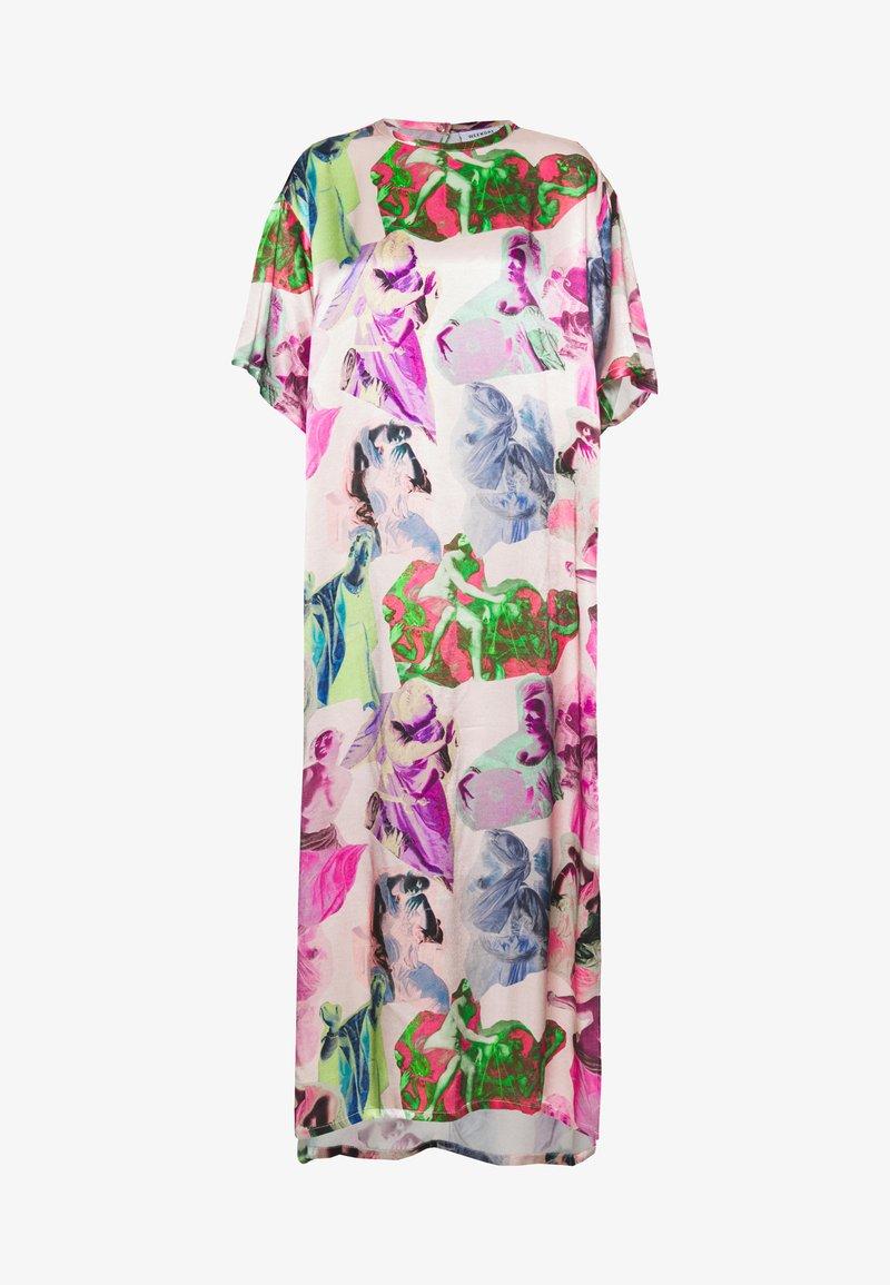 Weekday - KIMBERLY DRESS - Maxi dress - artemesia
