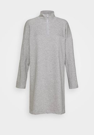 FINLEY DRESS - Vapaa-ajan mekko - grey dusty light