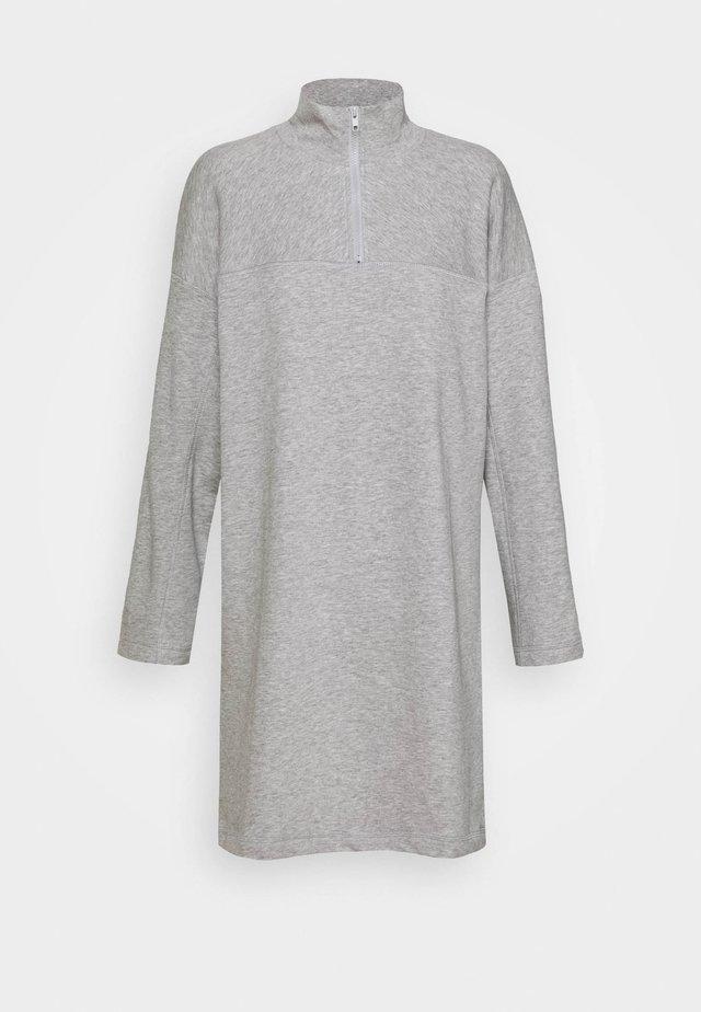 FINLEY DRESS - Vapaa-ajan mekko - grey dusty light