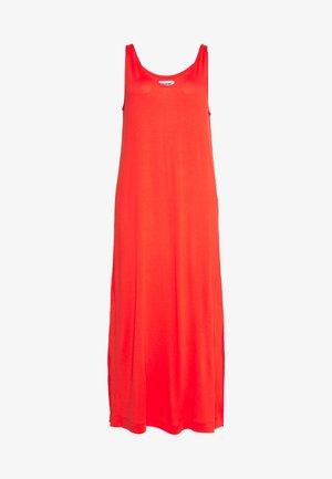 ABBY DRESS - Vestito lungo - bright red