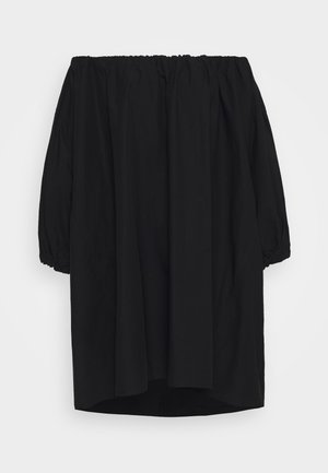 TUVA DRESS - Vestido informal - black