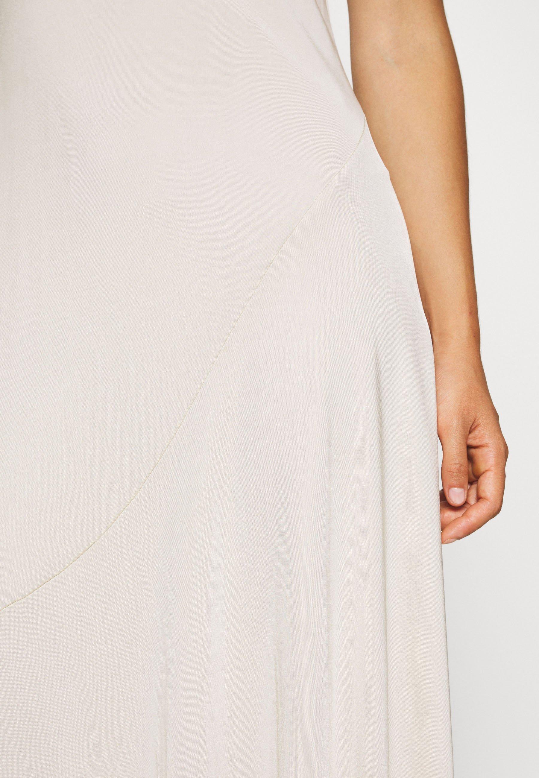 Weekday Rakel Dress - Jerseykjoler Light Beige