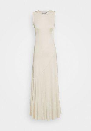 RAKEL DRESS - Vestito di maglina - light beige