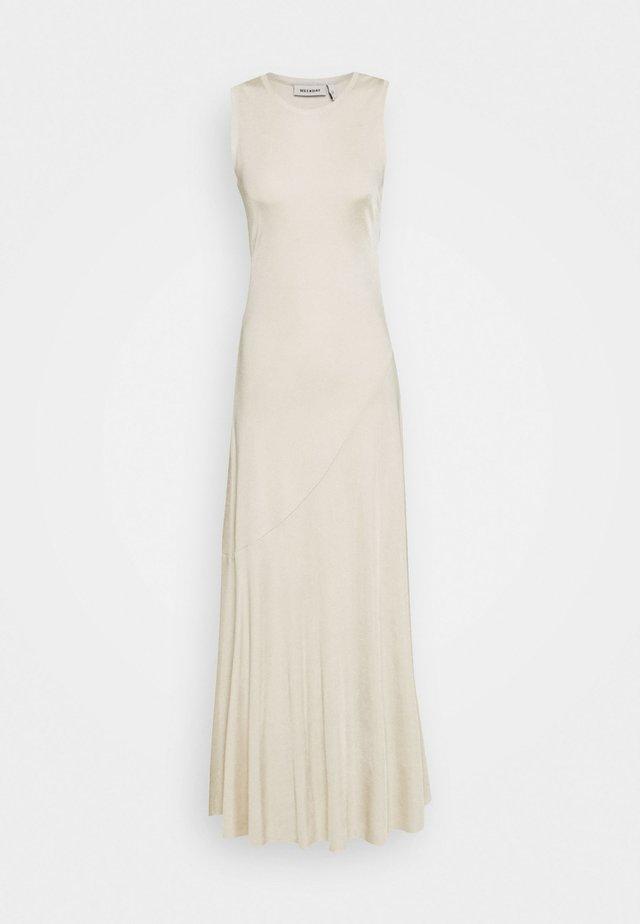 RAKEL DRESS - Jerseyjurk - light beige
