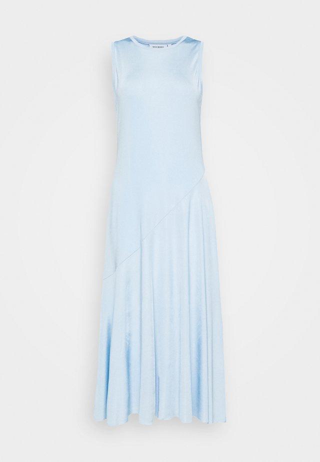 RAKEL DRESS - Jerseyjurk - light blue