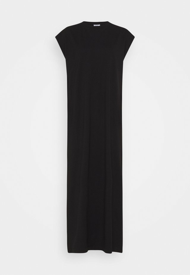 LIA DRESS - Jerseyjurk - black