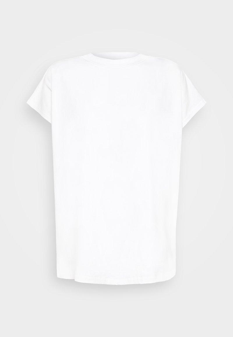 Weekday - PRIME - T-shirts - white