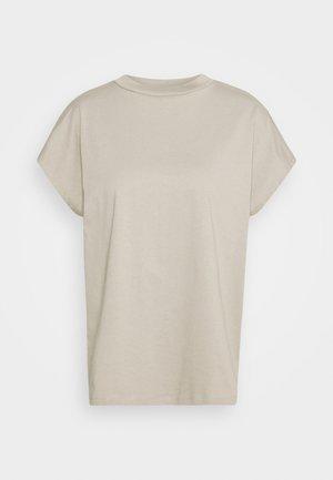 PRIME - Jednoduché triko - light beige