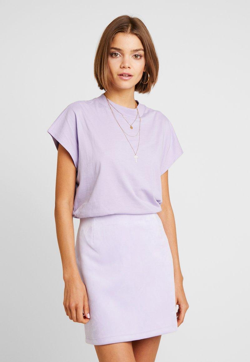 Weekday - PRIME - T-shirt imprimé - lavender