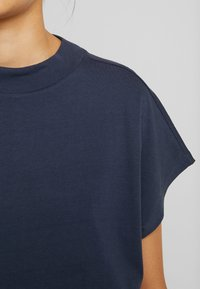 Weekday - PRIME - T-shirt basic - grey blue dark - 4