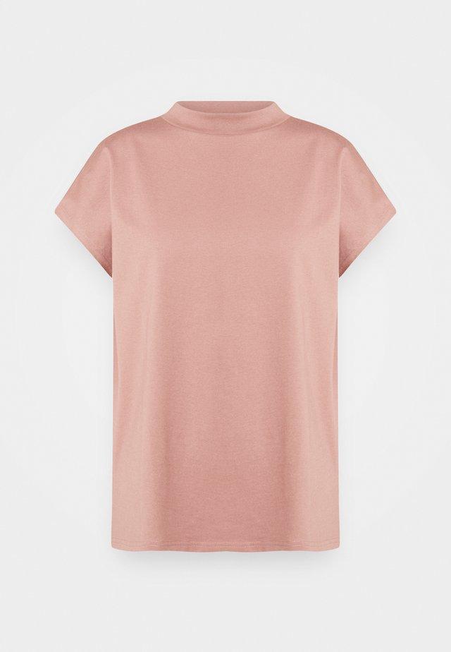 PRIME - T-shirt basic - brown/purple