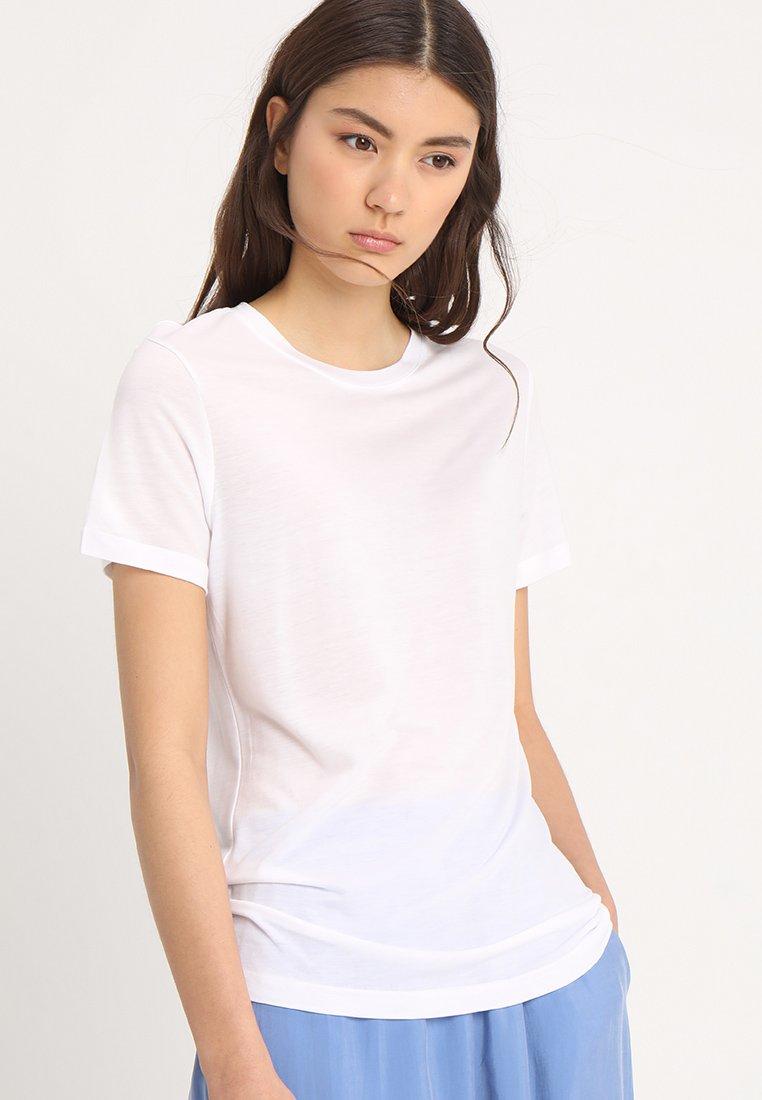 Weekday - ORIGINAL - Basic T-shirt - white