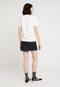 Weekday - KATE - Print T-shirt - white - 2