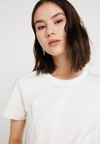 Weekday - KATE - Print T-shirt - white - 3