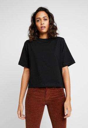 TRISH - T-shirts basic - black