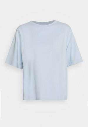 TRISH - T-shirts - light blue