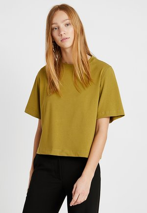TRISH - T-shirts - olive green