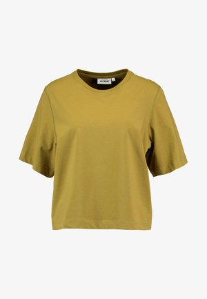TRISH - T-shirts basic - olive green