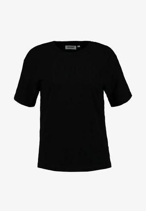 ALANIS - T-Shirt basic - black