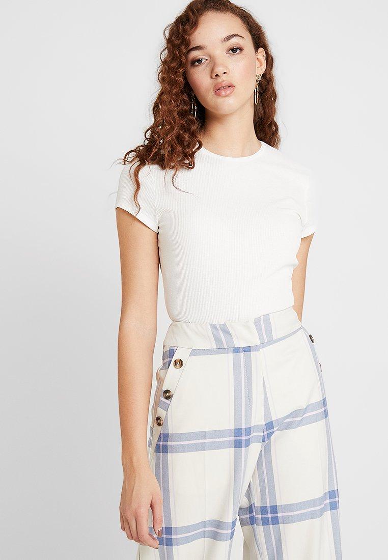 Weekday - ALICE - T-shirts print - white