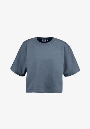 FILA FOR WEEKDAY KELIS - Basic T-shirt - stormy weather