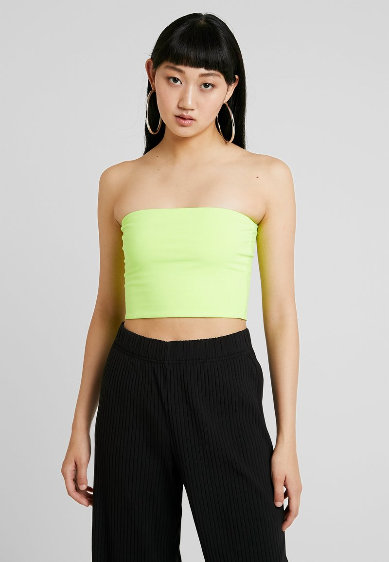 Weekday - ADDILYN TUBE  - Top - neon green
