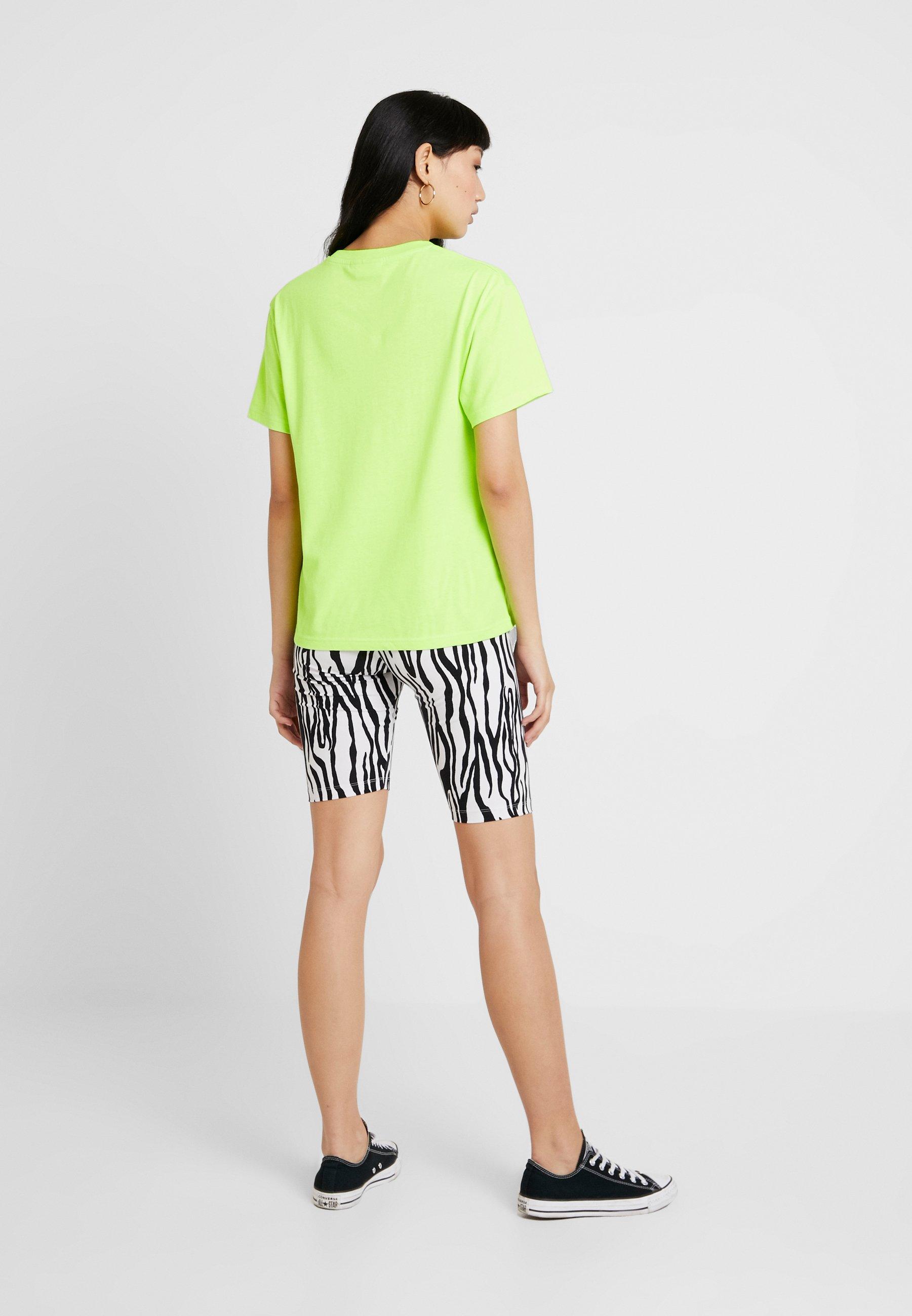 Neon Weekday shirt AlanisT Basique Green uikXZTwOP