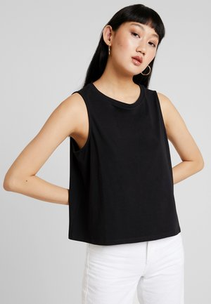 FILE TANK - Top - black