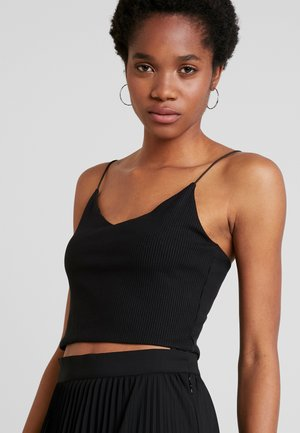 MITZI SINGLET - Top - black