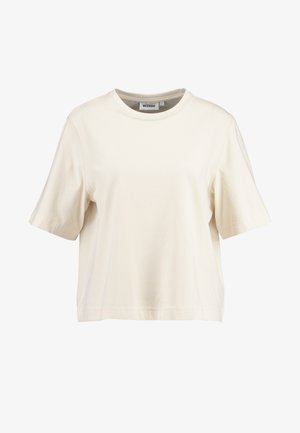 TRISH - T-shirt basique - vanilla