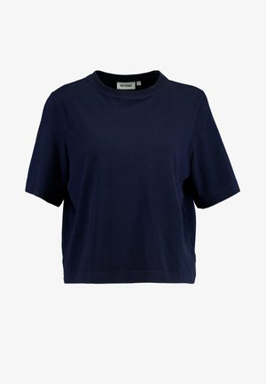TRISH - Basic T-shirt - navy