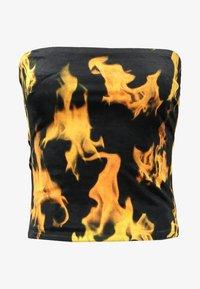 Weekday - RYLIE TUBE TOP - Top - flames - 3