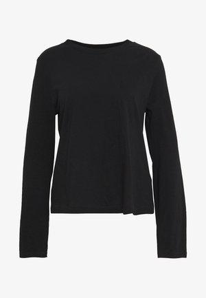 CARRIE LONG SLEEVE - Camiseta de manga larga - black
