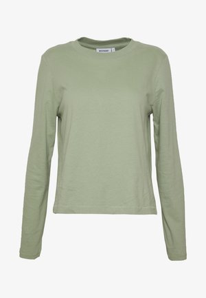 CARRIE LONG SLEEVE - Langarmshirt - light dusty green