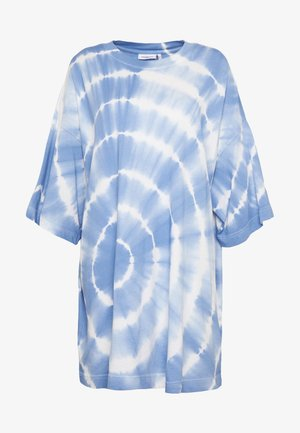 HUGE - T-shirts med print - blue