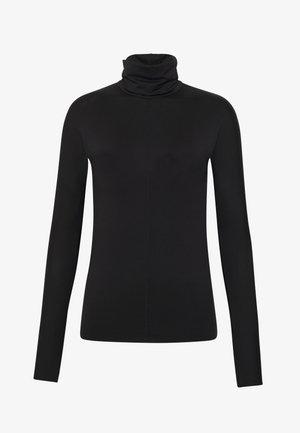 MIRANDA TURTLENECK - Pitkähihainen paita - black