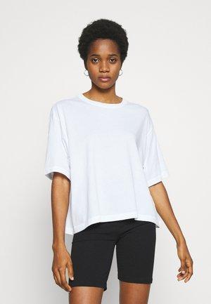 ALBERTA - T-shirt con stampa - white