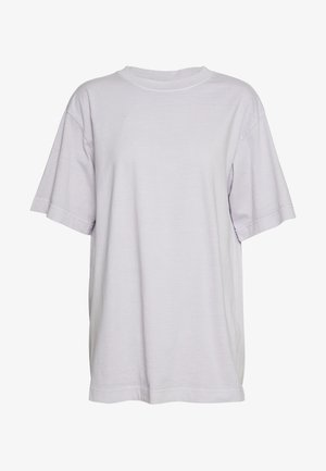 JUSTINA  - Jednoduché triko - lilac