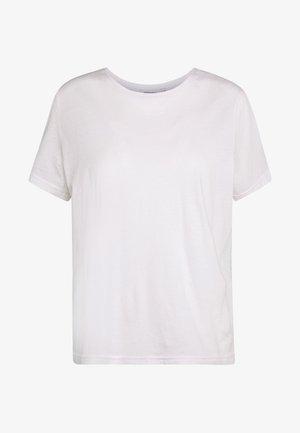 MATILDA - Jednoduché triko - white