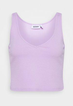 NOVELLA SINGLET - Top - lilac