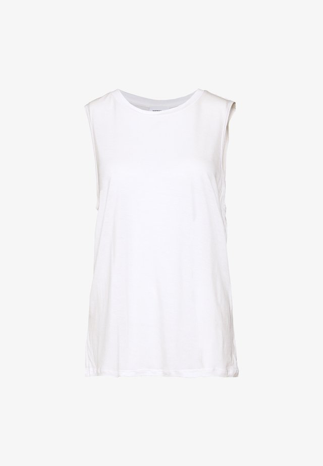 ORIGINAL TANK - Top - white