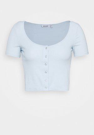 BARTOLA - Jednoduché triko - ligth blue
