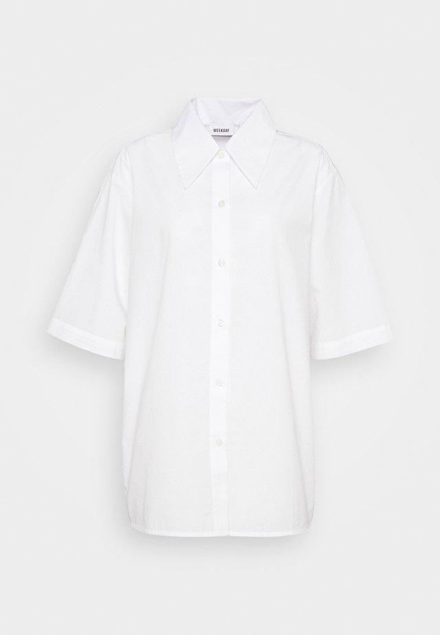 LESLEY SHIRT - Bluzka - white